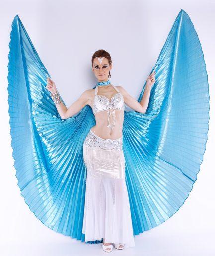 Isis Wings Orient Inside Osiris Türkis