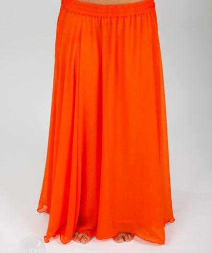 Bauchtanzrock Amalia - Gr.38-44 - orange