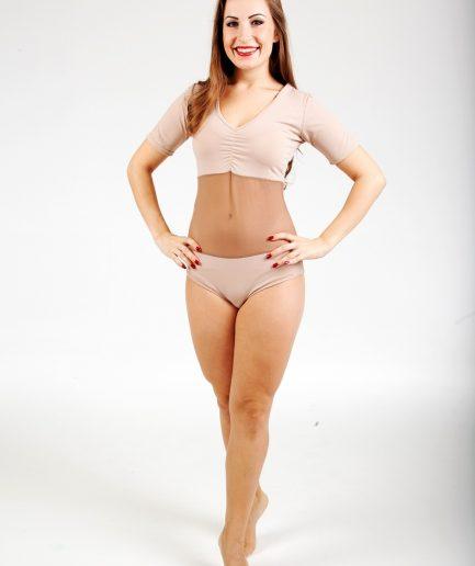 Body Mesh - nude