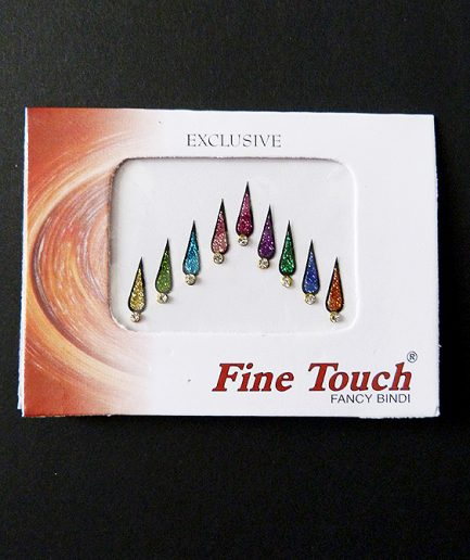 Indische Bindis - Nr.11 - multicolor