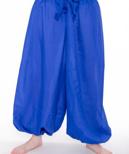 Pumphose Pantaloon - Gr.34-42 - royalblau