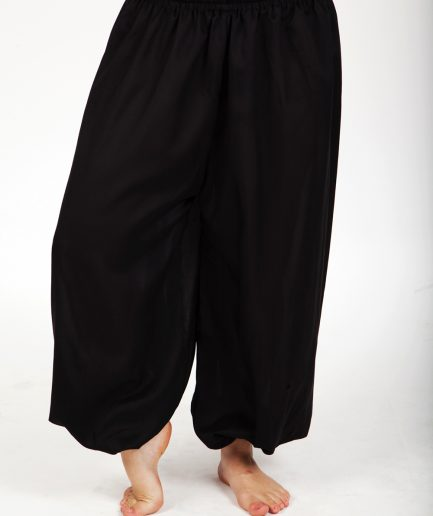 Pumphose Pantaloon - Gr.34-42 - schwarz