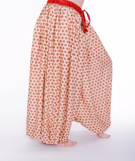 Pantaloon Jaipur - Onesize - Ecru/Rot/Orange