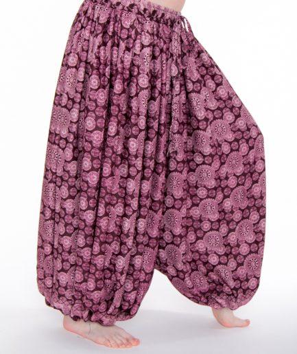 Pantaloon Mandala - Onesize - Marsala