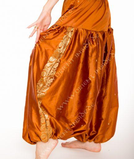 Sari Pantaloon Indira - Onesize - zimt