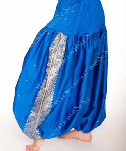 Sari Pantaloon Indira - Onesize - blau