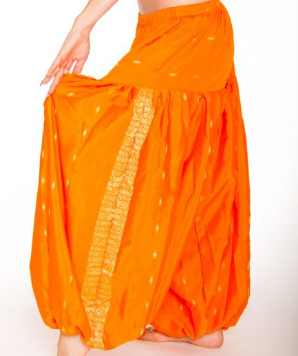Sari Pantaloon Indira - Onesize - orange