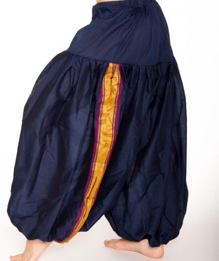 Sari Pantaloon Indira - Onesize - dunkelblau