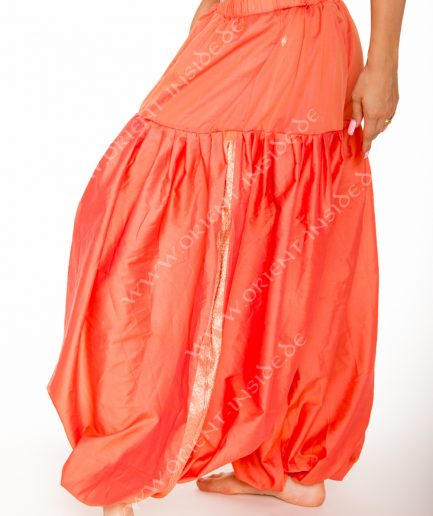 Sari Pantaloon Indira - Onesize - apricot